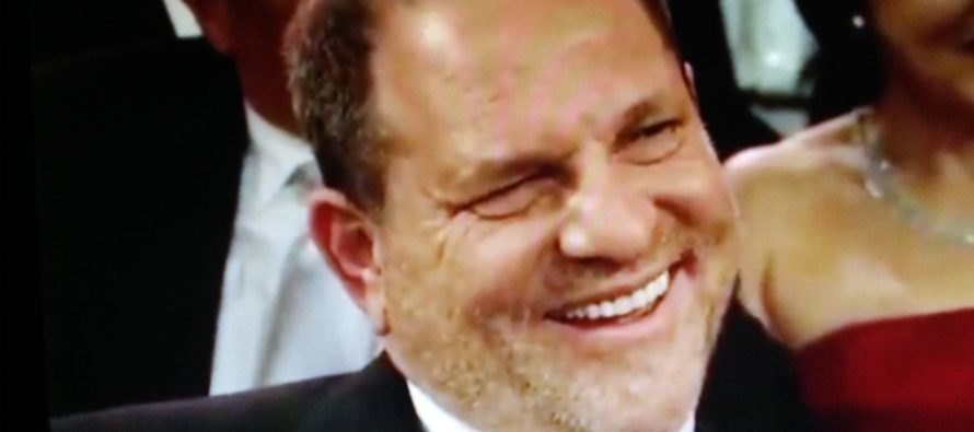 Now We Know Why Harvey Weinstein Revelations Happened: It's about taking out mom-establishment GOPers, conservatives, or enemies of the corrupt media