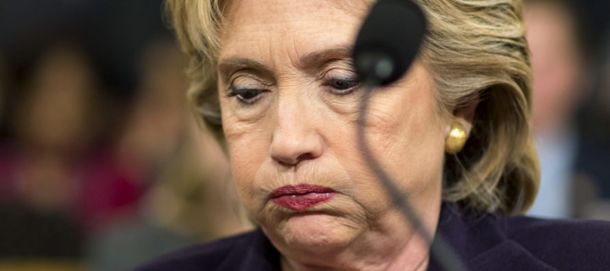 Hillary Says The Dumbest Thing Ever About Bill Clinton's Problems In White House