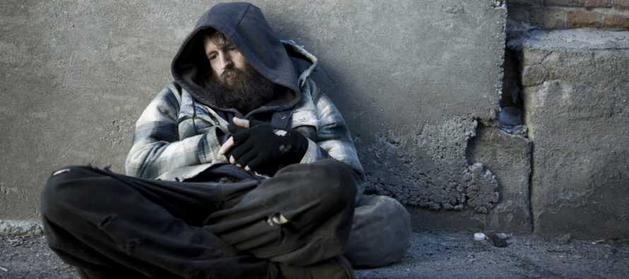 People Upset After Town Decides To Fine Homeless People Who Beg for Money