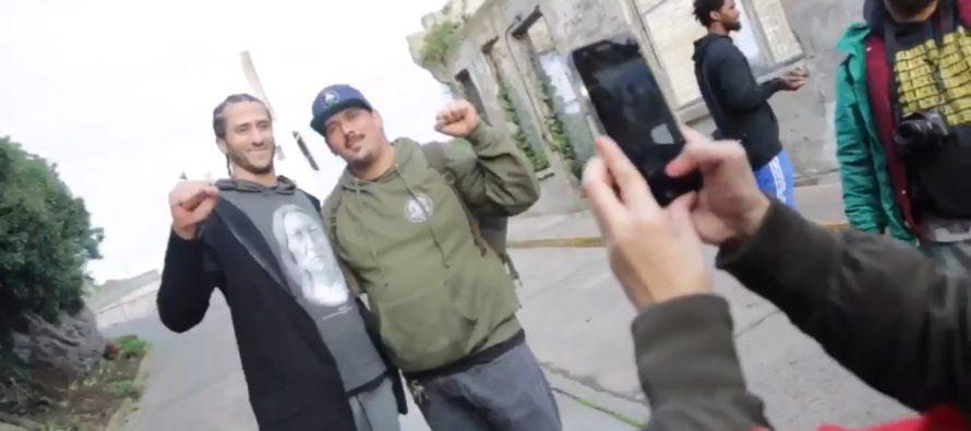 WATCH: Colin Kaepernick Celebrates 'Unthanksgiving Day' On Alcatraz