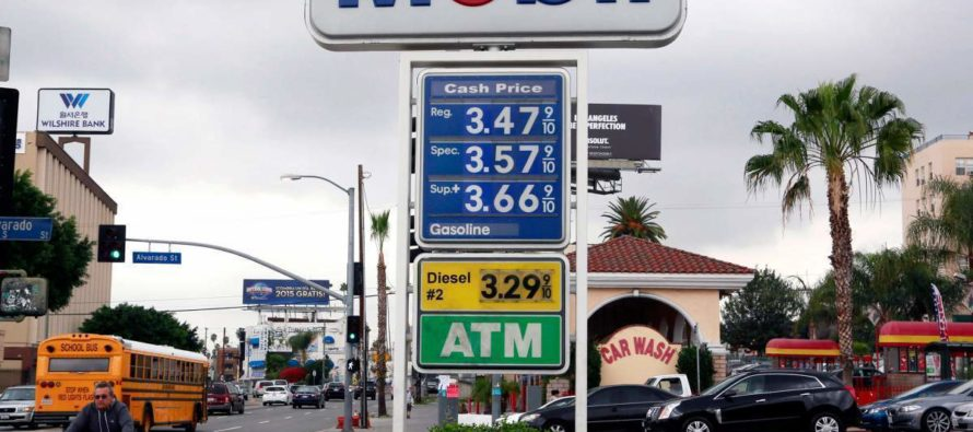 CROOKED CA Lawmakers Vote Themselves FREE Gas Then HIKE Gas Taxes 400% For Others