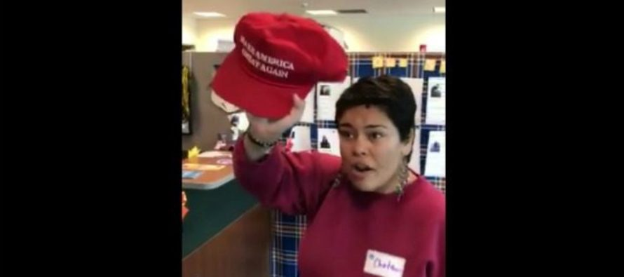 BEAUTIFUL: UC Riverside Student Faces Up to One Year in Jail over Alleged MAGA Hat Theft [VIDEO]