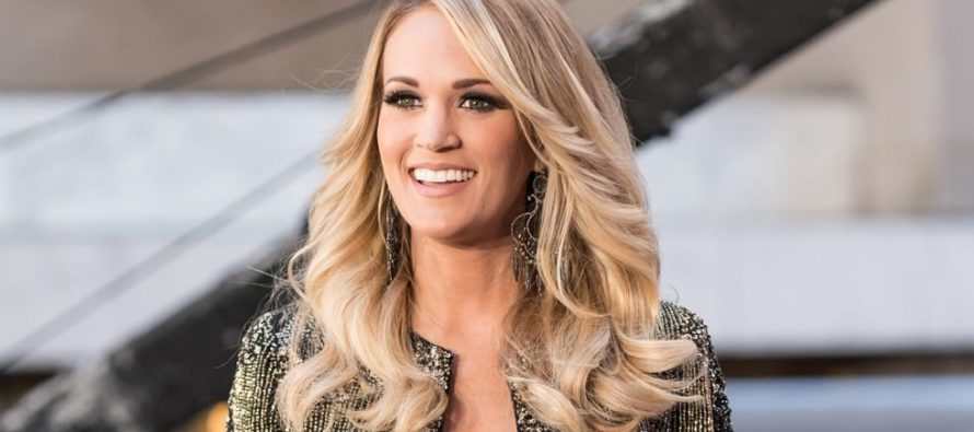 Carrie Underwood Rushed To Hospital