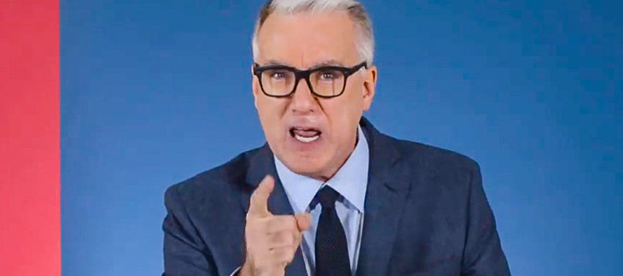 Keith Olbermann Calls It Quits