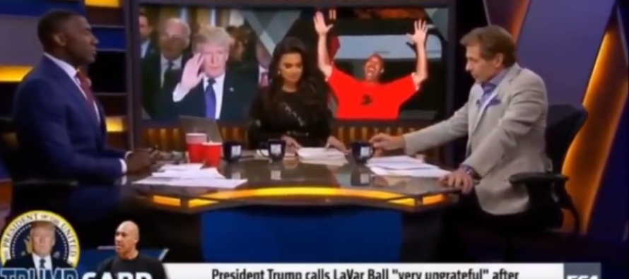 Sports Analyst Goes All the Way Pro-Trump After UCLA Player's Father Calls Out the President [VIDEO]