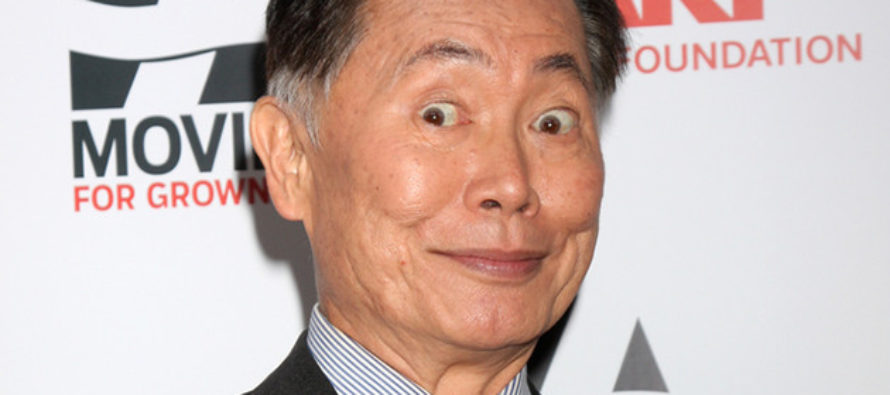 Leftist George Takei Responds To Sick Sexual Assault Accusations [VIDEO]