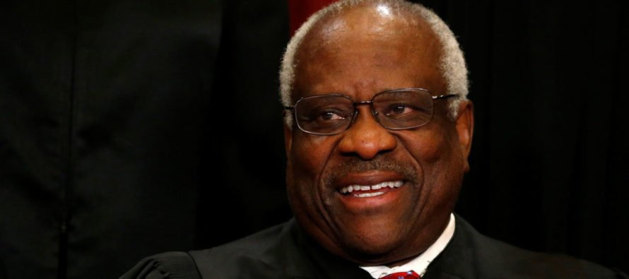 Justice Thomas SPEAKS OUT – Slams Anthem Protests