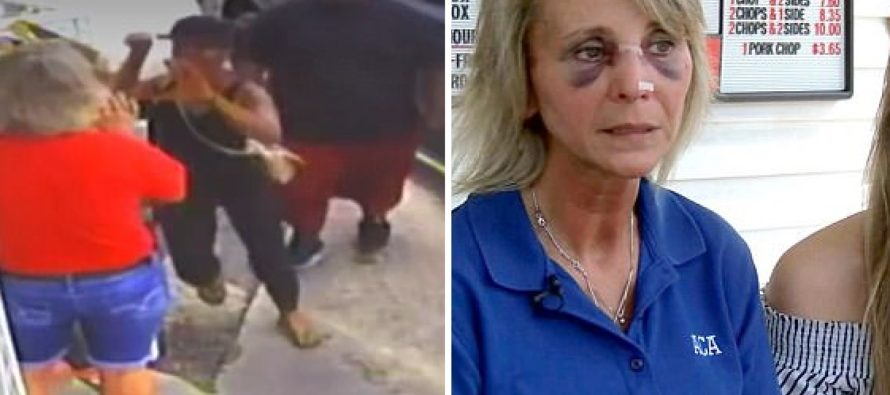 Thugs Beat White Woman And Girl Over Fried Chicken, Then Get EPIC Dose Of Justice [VIDEO]