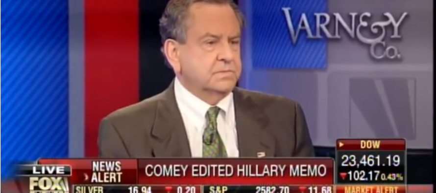 Former Asst FBI Director Tears into Hillary — Crimes '20 Times' Worse Than Watergate [VIDEO]