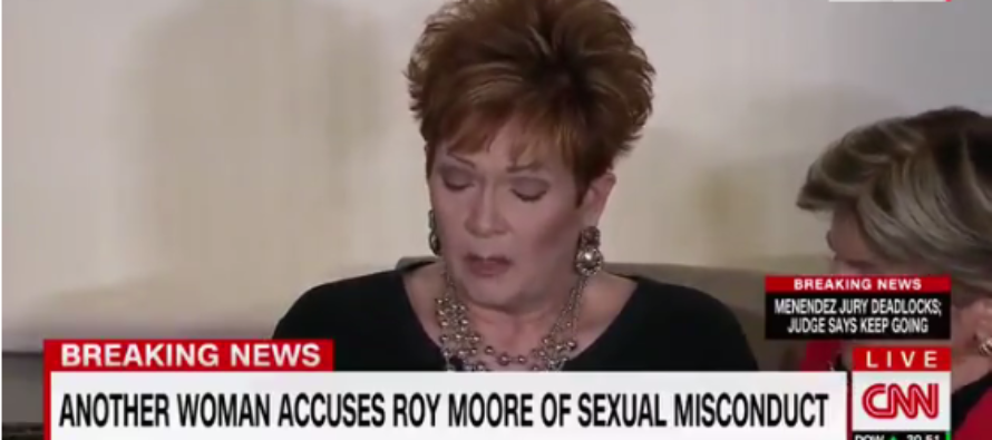 Backbreaker? NEW Allegations Against Roy Moore May Sink His Campaign
