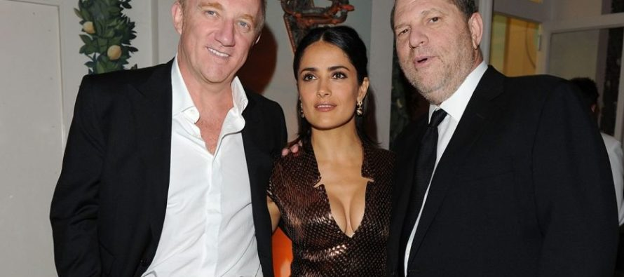 Actress Salma Hayek Comes Forward – Describes Harrowing Sexual Experiences With Weinstein