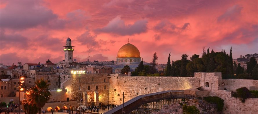 IT'S OFFICIAL: Trump to Recognize Jerusalem as Capitol of Israel