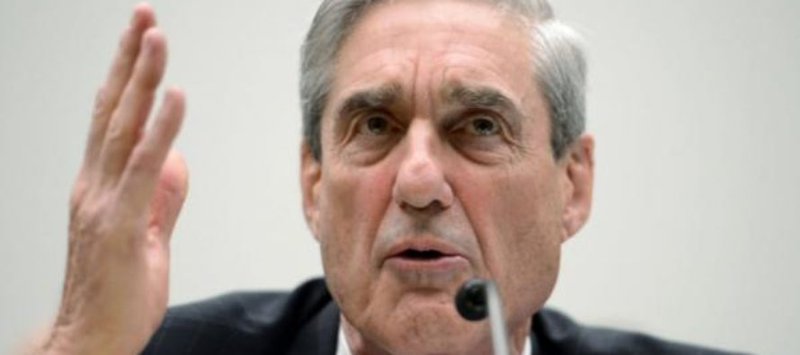 WSJ Editorial Board:  It's Time For Robert Mueller to Step Down From the Trump Investigation