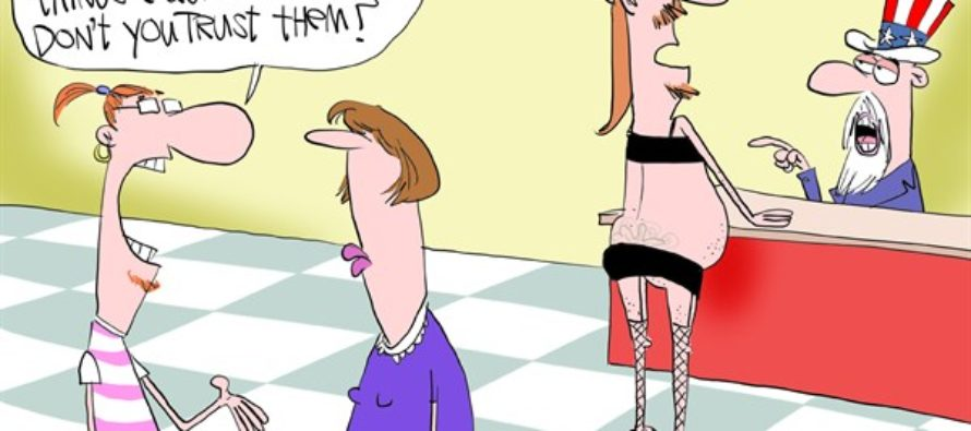 Net Neutrality (Cartoon)