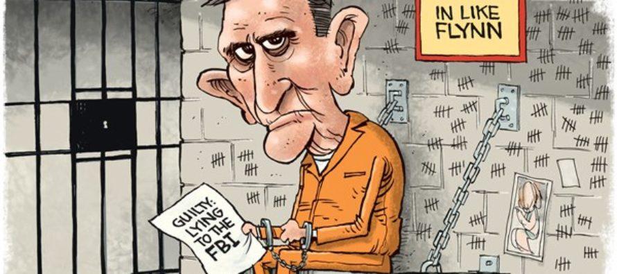 In Like Flynn (Cartoon)