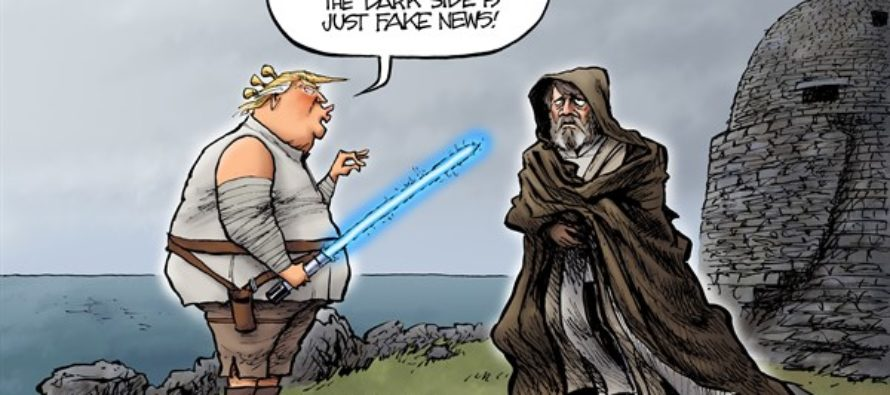 The Worst Jedi (Cartoon)