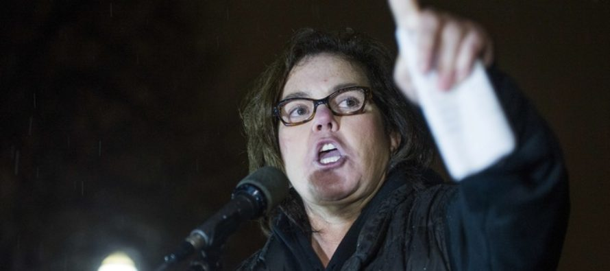 Trump-Hating Rosie O'Donnell May Face PRISON TIME