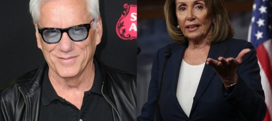 James Woods Drops NUKE On Nancy Pelosi After She Spreads Fake News On Concealed Carry Bill