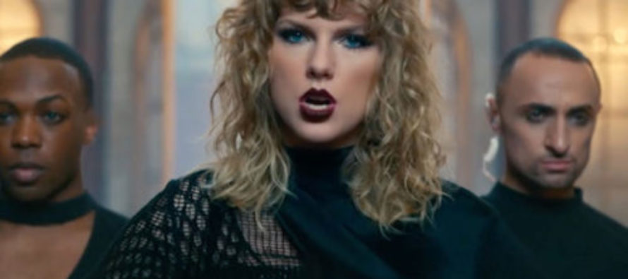 James Corden Subs As Taylor Swift's Backup Dancer And She Regrets It Immediately [VIDEO]
