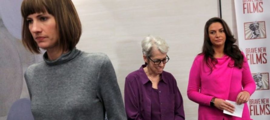 Trump Sexual Misconduct Accusers DEMAND Congress Launch Probe