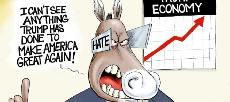 Blinders Full of Hate (Cartoon)