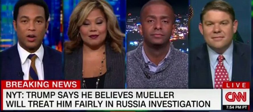 WATCH: 'Triggered' Don Lemon Comes UNHINGED On Live TV After Trump Slams Obama and Hillary