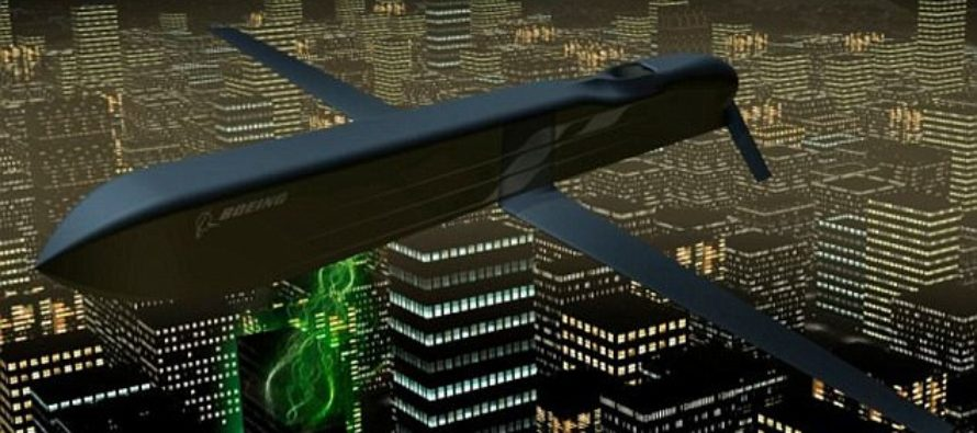 REVEALED: Here's The 'Microwave Missile' The US Can Use To Take Out North Korean Nukes [VIDEO]