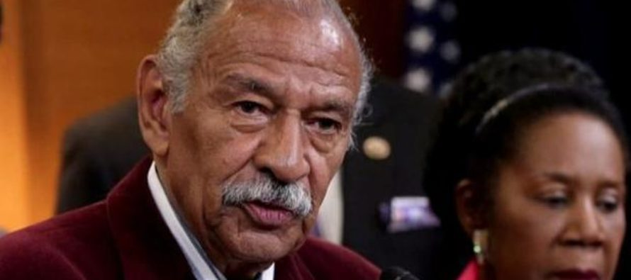 BREAKING: Dem. John Conyers Will RETIRE Amidst Sexual Misconduct Allegations