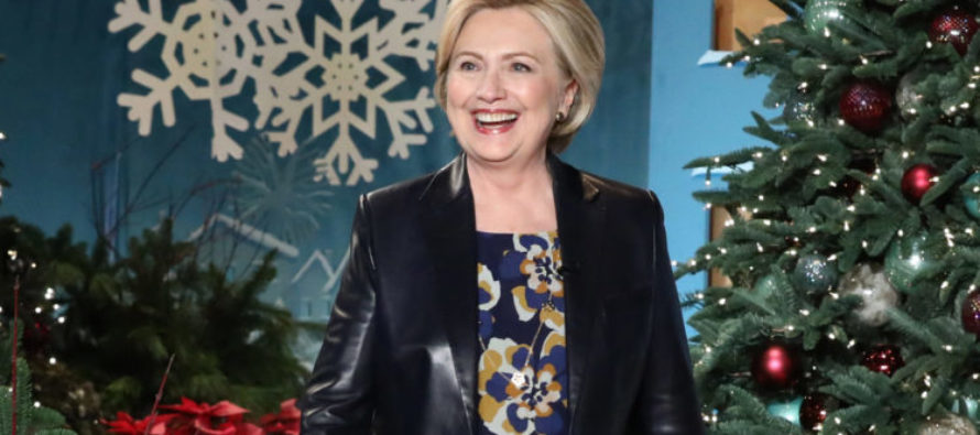 Hillary Clinton: GOP Agenda Is Pushing 'White Supremacy and Misogyny and Homophobia' [VIDEO]