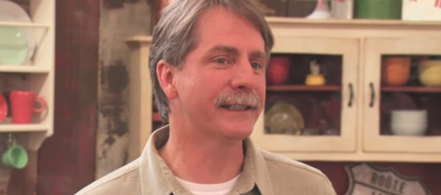 Woman Shocked By What Jeff Foxworthy Did Behind Her Back