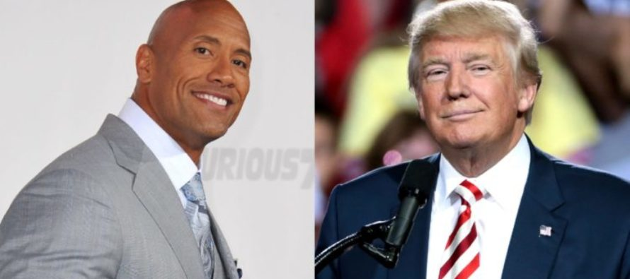 'The Rock' Dwayne Johnson Sends Message To Trump: 'You Need To Listen!'
