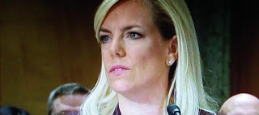 Senate confirms Trump's pick, Kirstjen Nielsen, for Homeland Security secretary