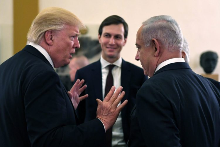Kushner and Trump to Make the Deal of the Century in Middle East