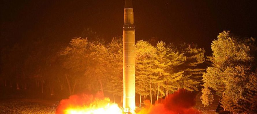 BREAKING: North Korea Testing Warheads Loaded With ANTHRAX [VIDEO]
