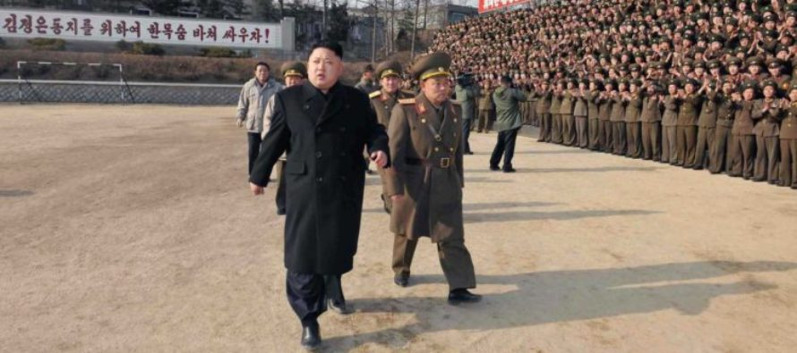 US Preparing 'Bloody Nose Attack' on North Korea