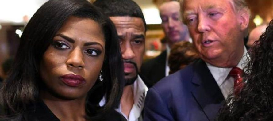 REPORT: Furious Omarosa Was Fired and ESCORTED OUT of the White House [DETAILS]