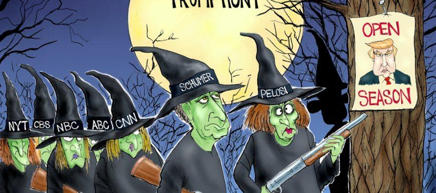 Witch Hunt: Mueller Expands Investigation, Subpoenas Trump Deutsche Bank Records