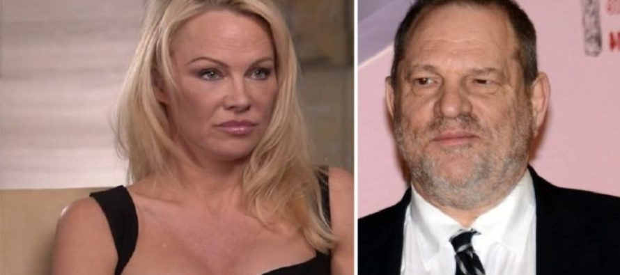 Pamela Anderson Trashes Weinstein Victims and Ignites Massive Outrage [VIDEO]