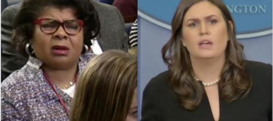 "CNN Reporter Brings Up Trump's ""Sexual Innuendo"" – Sanders SHUTS HER UP IMMEDIATELY! [VIDEO]"