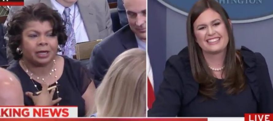 Sarah Huckabee Sanders Just Dropped a NUKE on Smug Reporters [VIDEO]