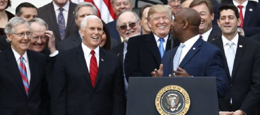 Tim Scott Is Called Trump's Token Black Guy – Then Scott LEVELS Every Hater! [VIDEO]