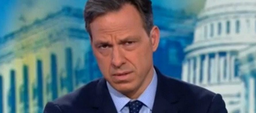 Jake Tapper Comes Unhinged – Launches Vile Attack On Fox