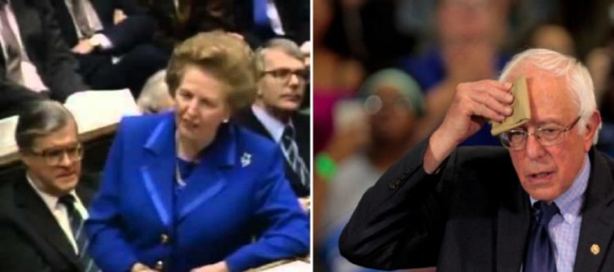 Margaret Thatcher Destroyed Socialists One by One [VIDEO]
