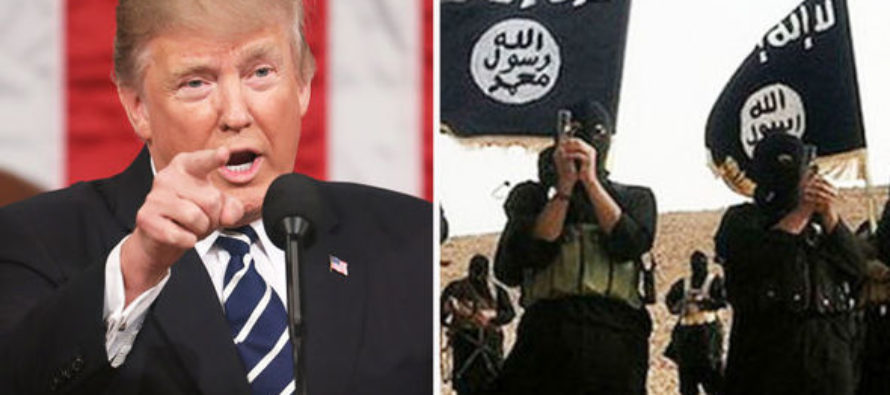 Another HUGE Win for Trump – Major Loss for ISIS