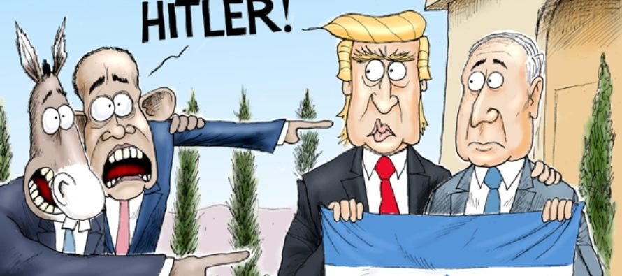 Der Fuhrer Card (Cartoon)