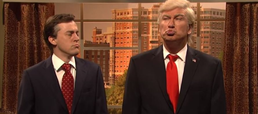 Alec Baldwin's Hate Towards Trump Outgrows SNL, Transitions To Impeach Trump Campaign