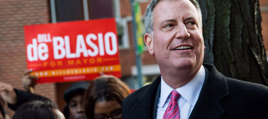 Failed NYC Terrorist May Have Gotten TAXPAYER FUNDED GIFT CARD From Mayor De Blasio