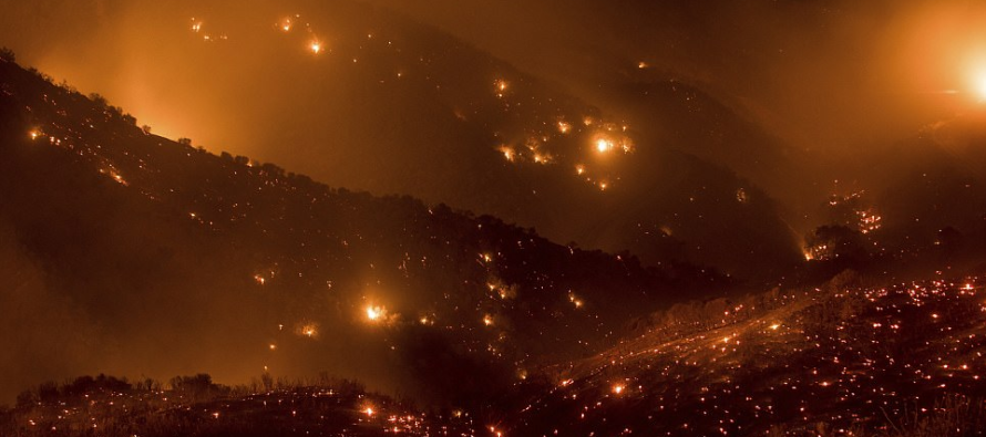 Brown Blames CA Wildfires On Climate Change – Deadly Winter Infernos Will Be New Normal
