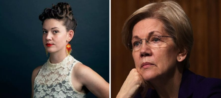 Here's what a Real Cherokee Thinks about Elizabeth Warren and it's Not Pretty