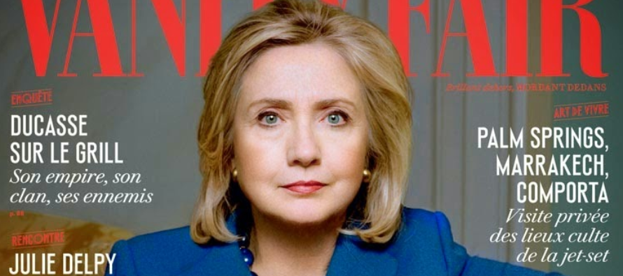 Vanity Fair Makes Video Mackin Hillary – Dems FREAK OUT